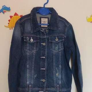 Jeans Jaket Nevada Size XL