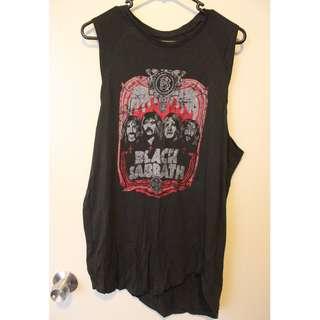 Black Sabbath tee size L