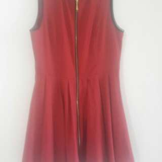 Socialight Size 12 Fit And Flare dress