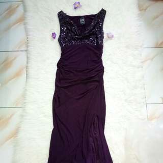 Long Dress By NW