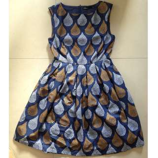 Dear Creatures Dress Size S