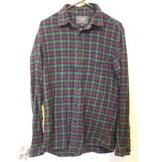 UNIQLO flannel men's S
