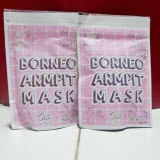 BORNEO ARMPIT MASK