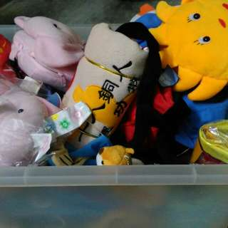 娃娃機商品