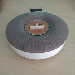 Philips iPhone Speaker And Charging Dock