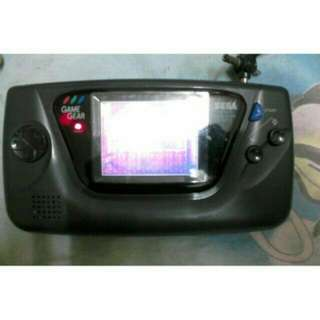 SEGA GAME GEAR零件機