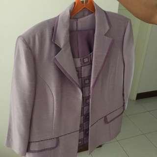 Office Wear - Tops + Skirt + Outer Wear