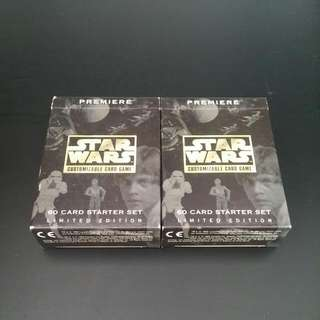 🚚 Star Wars Game Cards