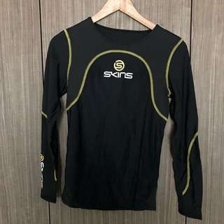 Skins CROM (Complete Range of Motion) Long Sleeve Top Size M