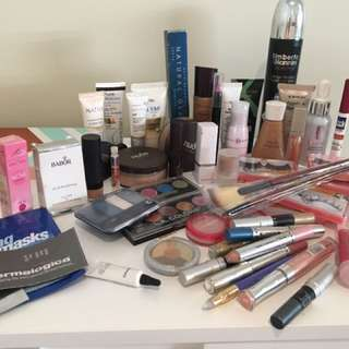 Beauty Draw Blowout! Well Over $300 Worth Of Face, Hair & Body Bargains. New & Opened