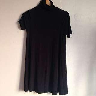 Turle Neck Dress