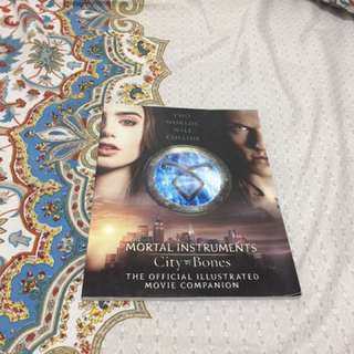 Repriced!! Mortal Instruments Movie Companion