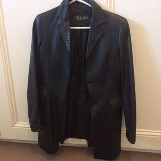 ATELIER Real Leather Jacket