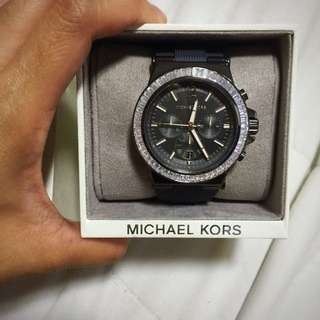 Michael Kors Swarovski Watch
