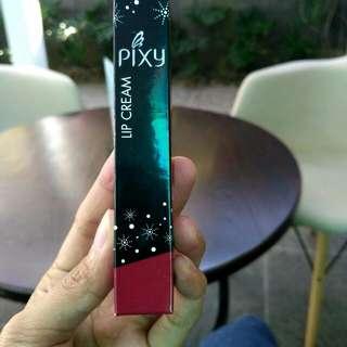 Lip Cream Pixy No 06 Bold Maroon