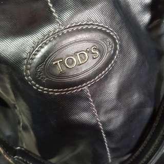 AUTH TOD'S SHOULDER BAG