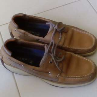 sperry tops sider size 13 but fit size 12