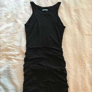 Kookai Basic S1 Black Dress
