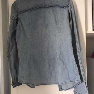 Ksubi Denim Shirt