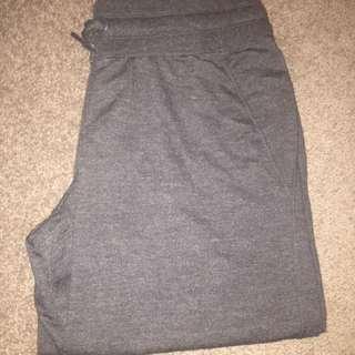 3 Quarter Dark Grey Pants