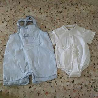 Baby Clothes 12 Mths (Set)