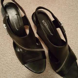 PRICE REDUCED BCBG Sandals Size 7.5