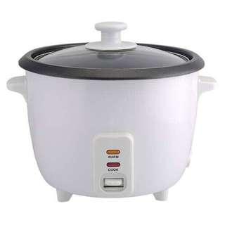 2L Rice Cook (Comes With A Free Toaster)