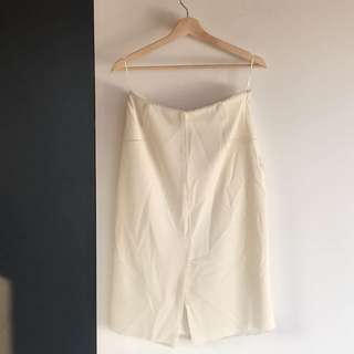 Witchery Cream Skirt
