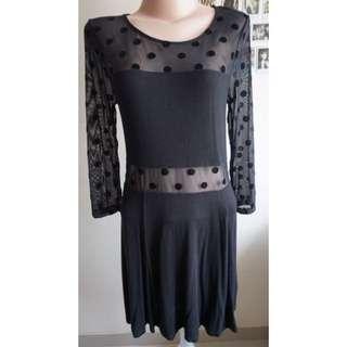 H&M- Polka Dress