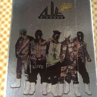 Bigbang Alive Album Tour (From Korea)