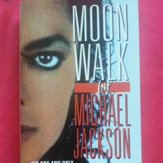 Michael Jackson's Autobiography(Moon Walk)