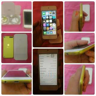 iPod Touch 5 32GB Lime