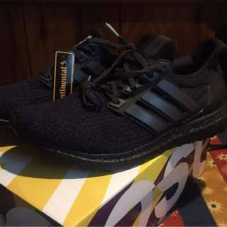 ultraboost 3.0 triple black