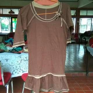 mini dress or atasan