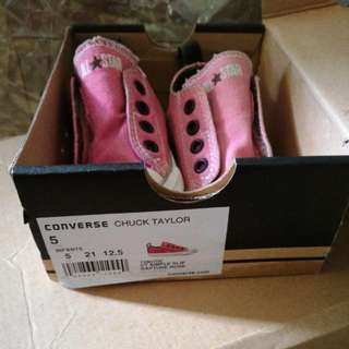 Converse Chuck Taylor Shoes For Baby/ Infants