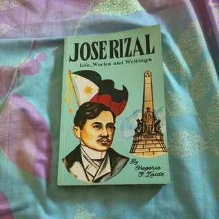 Jose Rizal Life, Works and Writings