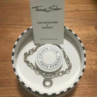 Thomas Sabo Sterling Silver Bracelet