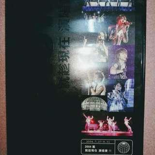 🚚 嵐Arashi2004就趁現在演唱會dvd