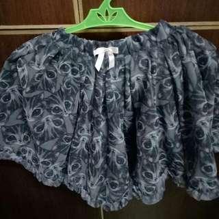 H$M Balloon Skirt