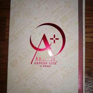 🚚 嵐Arashi Around Asia演唱會dvd