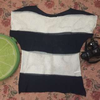 Knitted Coverup