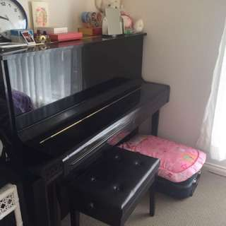 Kaiser Piano Good Condition
