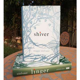 Shiver and Linger by Maggie Stiefvater