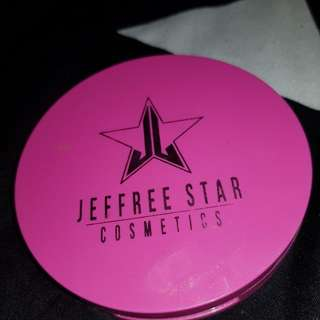 Authentic Jeffree Star Skin Frost Highlighter (Peach Goddess)