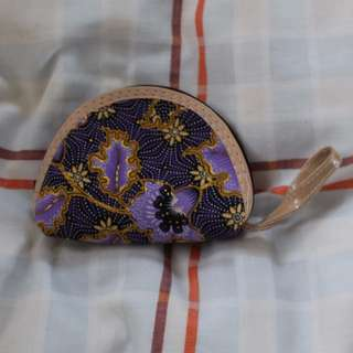 🍇Small Purple Coin Purse🍇