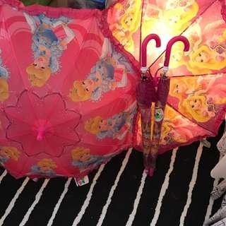 $12 - Pinky Princess Umbrella