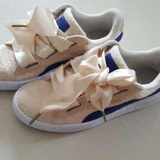 日版puma限量波鞋