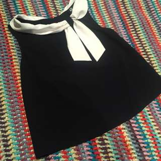 Size 10 Revival/Dangerfield sailor inspired swing top