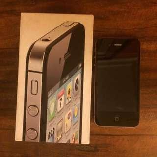 iPhone 4S Globe Locked