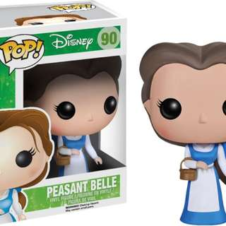 Peasant Belle Pop Vinyl